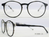 Acrílico Óptico Marco Gafas Eyewear con ce