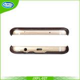 Samsung S7 가장자리를 위한 공장 가격 가죽 이동 전화 상자