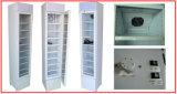 105л Slim в вертикальном положении дисплей холодильник охладителя