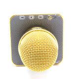 2017 Le plus récent microphone sans fil sans fil Haut-parleur professionnel Karaoke Player (SS-Q7)