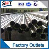 Pipe sans joint ronde d'acier inoxydable de la Chine de vente chaude