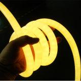 360 도 둥근 유형 LED 네온 코드 빛