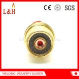 45V25普通サイズの直径のティグ溶接のガスレンズのコレットボディ