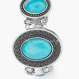 Antike silberne klumpige Weinlese geschnitzte Armband-Armbänder Coachella Festival-türkische ethnische Schmucksachen