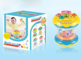Kids Electric Drum Bateria Operado Toy Game Set (H1067401)