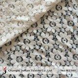 Tela do laço da guipura do algodão para o vestuário (M3380)