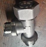 Edelstahl-Komprimierung-Befestigung für Pex-Al-Pex Rohr