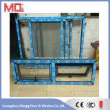 Finestra appesa superiore appesa singola o doppia Mq-14 del PVC
