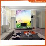 熱いホーム装飾のための販売によってカスタマイズされる花デザイン3D油絵