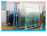 Het isoleren van laag Aangemaakt Glas voor Venster