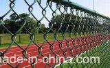 Rete metallica galvanizzata della rete fissa della maglia di collegamento Chain della rete metallica del ferro