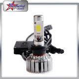 高い発電36W RGBカラー穂軸9004/9005/9006 H4 LEDの自動車ライト