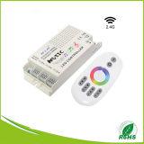 2.4G música RGB LED RF Controle Remoto