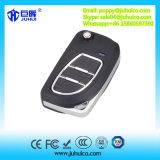 Universel de voiture le contacteur de commande à distance sans fil avec la clé de Flip