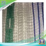 Rede verde-oliva plástica