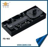 Mola hidráulica do assoalho para a dobradiça de porta de vidro (FS-103)