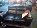 Disegno stabilito del sofà del sofà di cuoio moderno dell'angolo