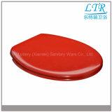 Asiento de tocador coloreado diseño plano caliente de la venta