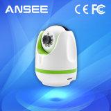 Anfitrião Home esperto da câmera 720p do IP do P2p WiFi da câmera da inclinação da bandeja da fábrica de Shenzhen