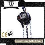G80ロード鎖の熱い販売法の1トンのチェーンブロック