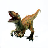 3D Dinosaurus van pvc, de Plastic Dinosaurus van de Douane, Stuk speelgoed van de Dinosaurus van Jonge geitjes het Inbare