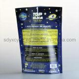 Food Grade встать на молнию пластиковой упаковки Bag