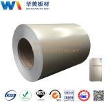Aço revestido a cor de aço Prepainted PMS51D+Z PMS53D+Z bobina de aço PCM/folha a folha de aço PCM