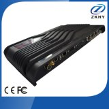 Lettore interurbano della porta seriale RFID del IP di RS232 Wiegand TCP con 4 porte dell'antenna