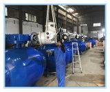 (TRQ961F)ガス・パイプラインの電気十分に溶接された球弁Dn800