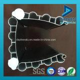 Het Profiel van het Aluminium van het aluminium voor de Deur van het Blind van de Rol in de Markt van Vietnam Myanmar