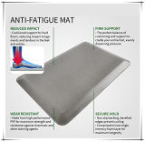 Горячий продавая Anti-Fatigue Anti-Slip половой коврик полиуретана кухни