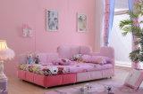 형식 아이들 직물 연약한 침대 (E6019)