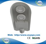 Lámpara caliente del camino de la luz de calle de la MAZORCA 90/120/150W LED de la venta Ce/RoHS de Yaye 18 120W LED con 3 años de garantía
