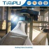 Tessuto di ticchettio del materasso di bambù tinto filato respirabile del jacquard per il materasso