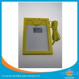 2PCS 태양 가벼운 장비, 5m 케이블, Yingli 상표를 가진 태양 LED 손전등