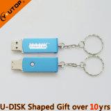 De Wartel van de Gift van het Embleem van de douane/Roterende Stok USB (yt-1232)