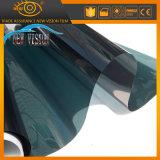 Ultra visión película solar de la ventana de Controlcharcoal del calor de 2 capas