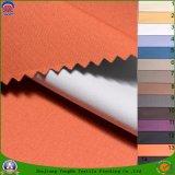 Home Textile en polyester étanche rideau de fenêtre d'indisponibilité Tissu Tissu Linning