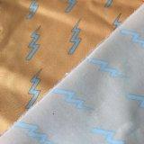 pongis impresa 240t del poliester del PVC para la ropa al aire libre