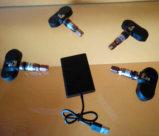 Ios 전화 APP Bluetooth TPMS 타이어 압력 모니터 시스템 USB 연결관