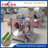 Hot Sale From China Automatic Fish Meat and Bone Separater