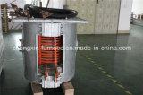 Fornalha de indução elétrica da freqüência média de Coreless para o cobre 150kg/ferro