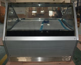 Käse-Kühler-Gefriermaschine-Bildschirmanzeige/freier Standingice Sahnekühler-Gefriermaschine-Schaukasten (QP-BB-12)