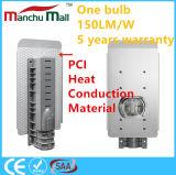 diodo emissor de luz da ESPIGA 90W-150W com luz de rua material da condução de calor do PCI