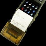 stampante termica PDA tenuto in mano di 58mm con lo scanner del codice a barre