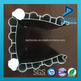 6063 Extrusão de Alumínio Perfil de rolo Janela Estore