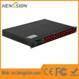 産業24のポートおよび2つのSFPのポートによって管理されるイーサネットスイッチ