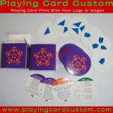 Карточки полного цвета напечатанные изготовленный на заказ играя