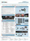Lvp615 HD LED Video Processor