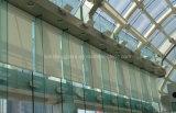 건물을%s 4~15mm 열에 의하여 강화되는 부드럽게 한 색을 칠한 유리